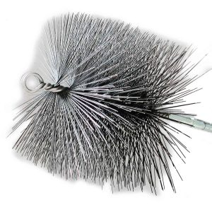 "11"" Square Wire Chimney Brush"