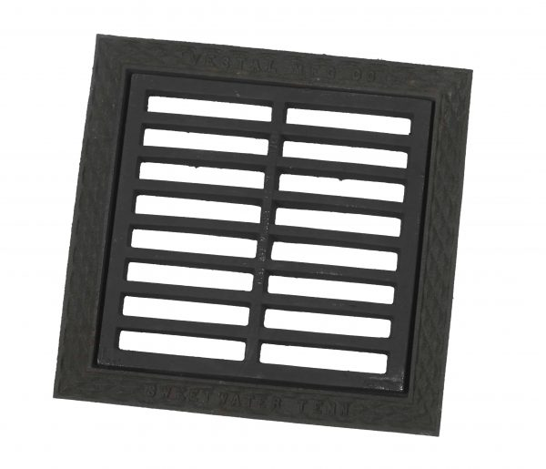 12 in X 12 in Cast Iron Grate