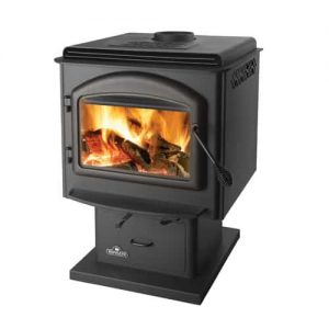 1400M Napoleon Medium Pedestal Wood Burning Stove