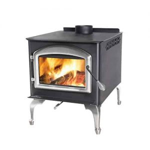 1400ML Napoleon Medium Leg Wood Burning Stove