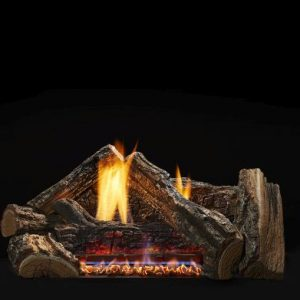 18'' Burncrete Hybrid 7 Piece Dynamo Log Set - LOGS ONLY