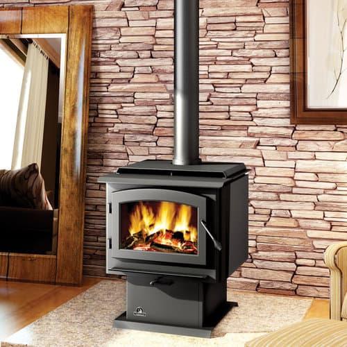 2300 Timberwolf Large Wood Burning Stove 2