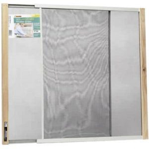 24-Inch x 21-37-Inch Extension Window Screen - Pack of 12