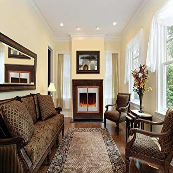 """30"""" Zero Clearance Unit with 32"""" x 26"""" White Glass Surround"""