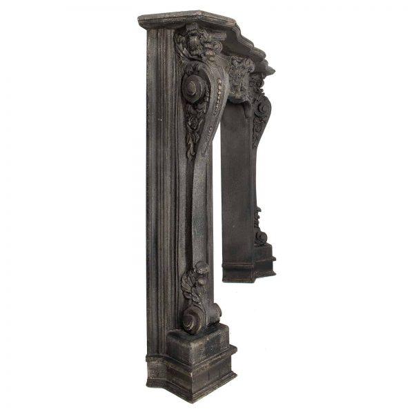 3R Studios Decorative Fireplace Mantel 2