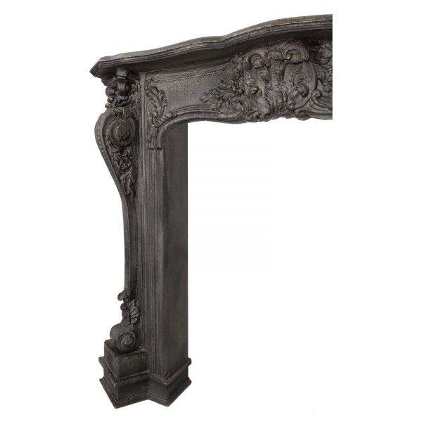 3R Studios Decorative Fireplace Mantel 5