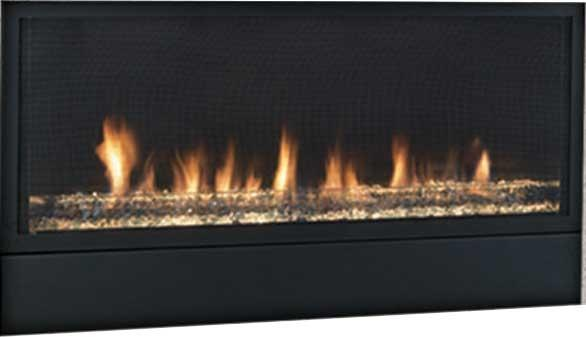 """42"""" Artisan VF Linear Fireplace for Signature Command Control - NG 1"""