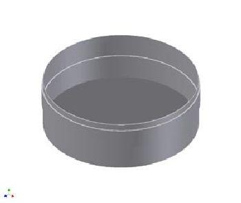 5'' VG AL29-4C Stainless Steel Tee Cap