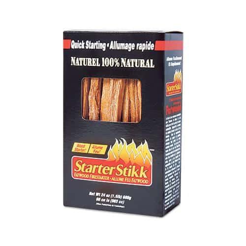 531-160-910 Fatwood Fireplace Firestarter Kindling
