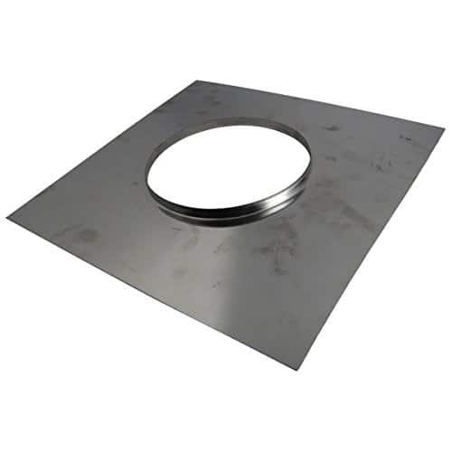 6DFS-TP 6 InchDuraflex Top Plate From the DuraFlex SS Series