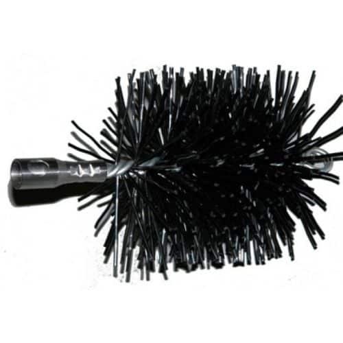 "6"" ButtonLok Rovac Poly Brush"