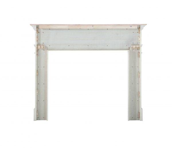 """71.5"""" Unfinished Wood Mantel Shelf 1"""