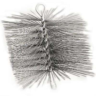 "8"" Round Premium Wire Chimney Brush"