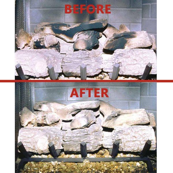 ACS Gas Log Carbon & Soot Remover-16 Oz. Spray Bottle 2