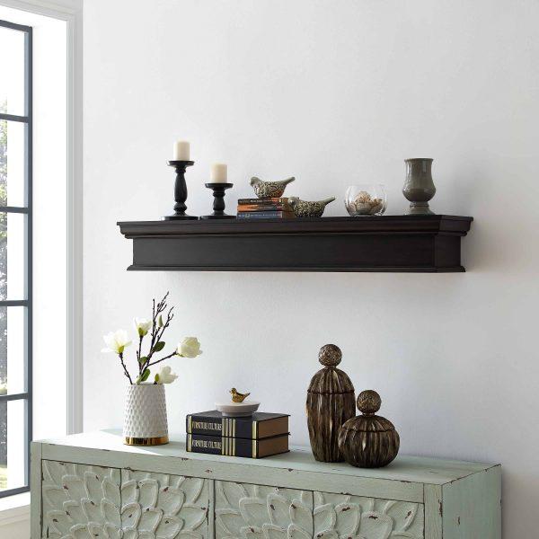 Adom Fireplace Mantel Shelf