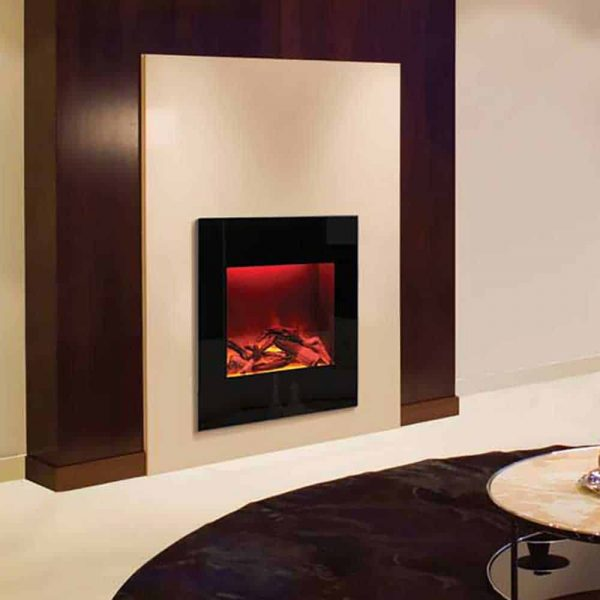 Amantii Fire & Ice Series Wall Mount/Built-In Electric Fireplace