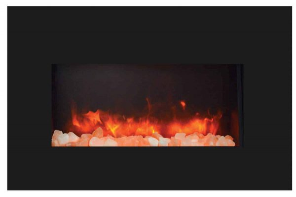 "Amantii Insert Series Electric Fireplace, 30"" 3"