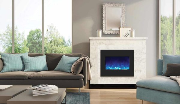 Amantii Zero Clearance Series Built-In Electric Fireplace