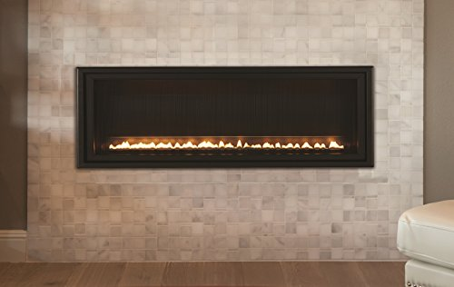 "American Hearth Boulevard 48"" Linear Vent Free Fireplace Propane"