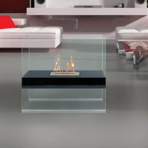 Anywhere Fireplace 90206 Madison Free Standing Floor Indoor Outdoor