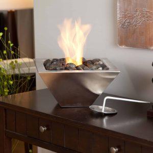 Anywhere Fireplace Empire Table Top Indoor / Outdoor Fireplace