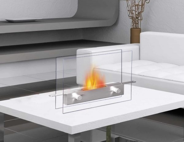Anywhere Fireplace Metropolitan Indoor / Outdoor Fireplace 3