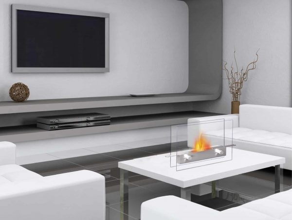 Anywhere Fireplace Metropolitan Indoor / Outdoor Fireplace 4