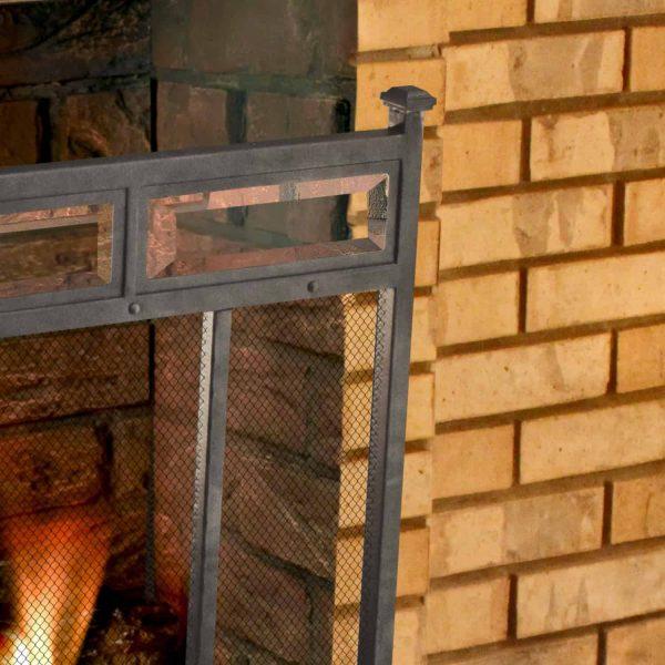 Atticus Fireplace Screen 5