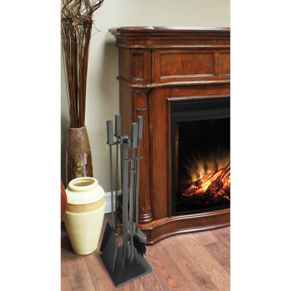 Atticus Fireplace Tool Set 1
