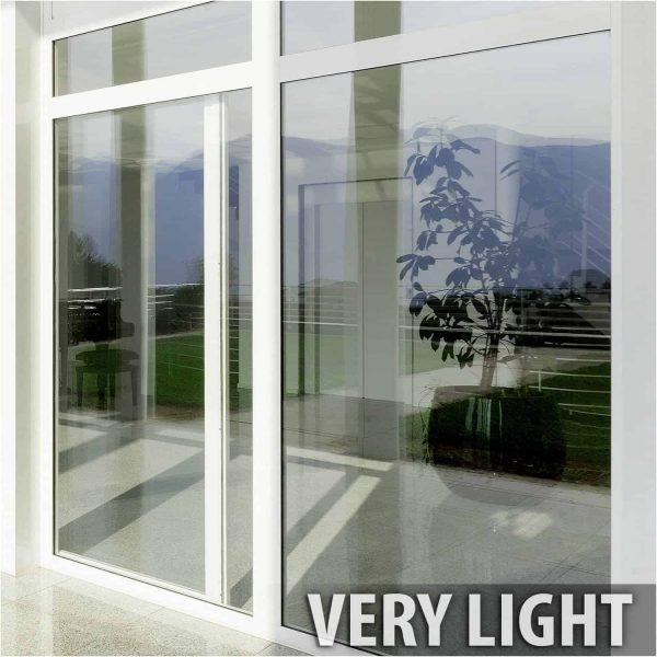 BDF NSN70 Transparent High Heat Rejection & UV Cut (Very Light) Window Film 36in X 7ft by BuyDecorativeFilm 1