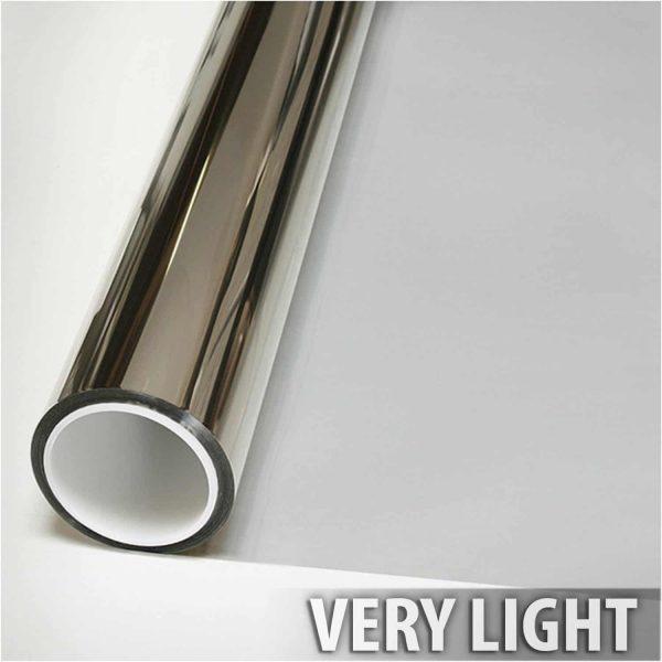 BDF NSN70 Transparent High Heat Rejection & UV Cut (Very Light) Window Film 36in X 7ft by BuyDecorativeFilm 2