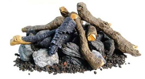Beachwood Logs and Stones - OCBW-34