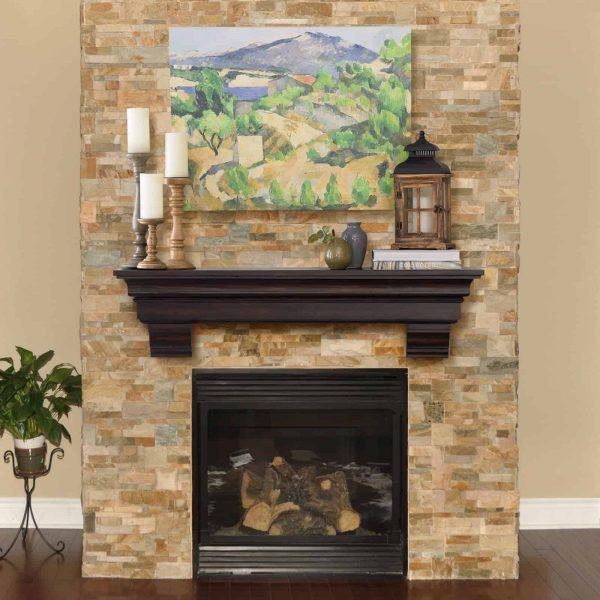 Belham Living Arlington Fireplace Mantel Shelf 1