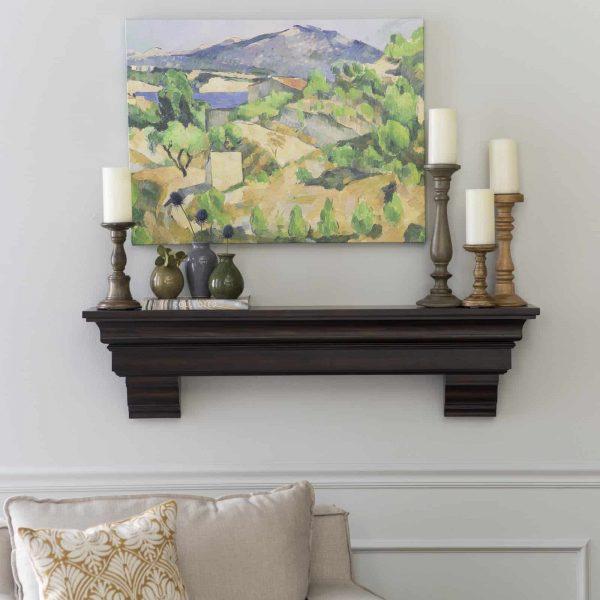 Belham Living Arlington Fireplace Mantel Shelf 10