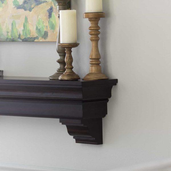 Belham Living Arlington Fireplace Mantel Shelf 2