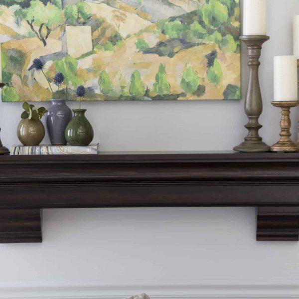 Belham Living Arlington Fireplace Mantel Shelf 3