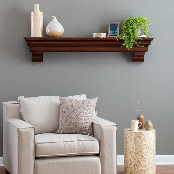 Belham Living Arlington Fireplace Mantel Shelf 4