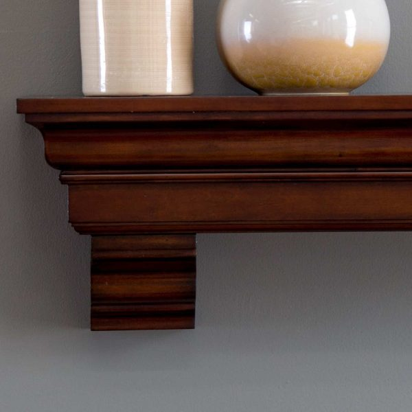 Belham Living Arlington Fireplace Mantel Shelf 5