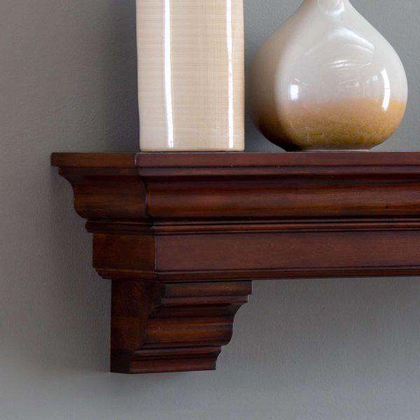 Belham Living Arlington Fireplace Mantel Shelf 6