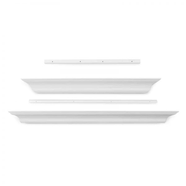 Belham Living Palmer Fireplace Mantel Shelf 5