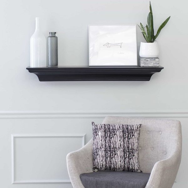 Belham Living Palmer Fireplace Mantel Shelf 7