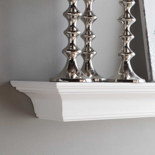 Belham Living Palmer Fireplace Mantel Shelf 9