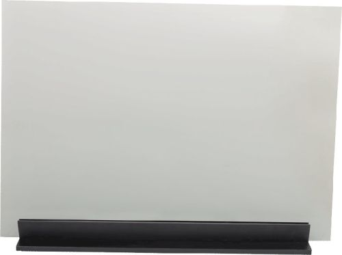 Black Glass Screen Base - 2.5 inch