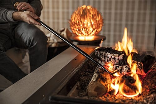 Blow Poke Fireplace and BBQ Tool to Quickly Gets Your Fire Blazing 1