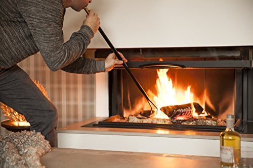 Blow Poke Fireplace and BBQ Tool to Quickly Gets Your Fire Blazing 3