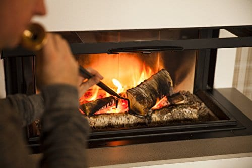 Blow Poke Fireplace and BBQ Tool to Quickly Gets Your Fire Blazing 4