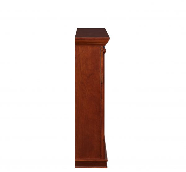 Bold Flame 38 inch Wall/Corner Electric Fireplace in Dark Cherry 1
