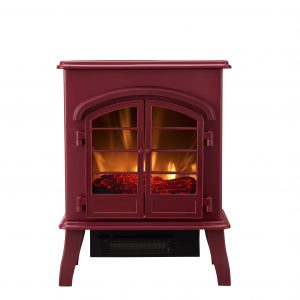 Bold Flame Electric Space Heater