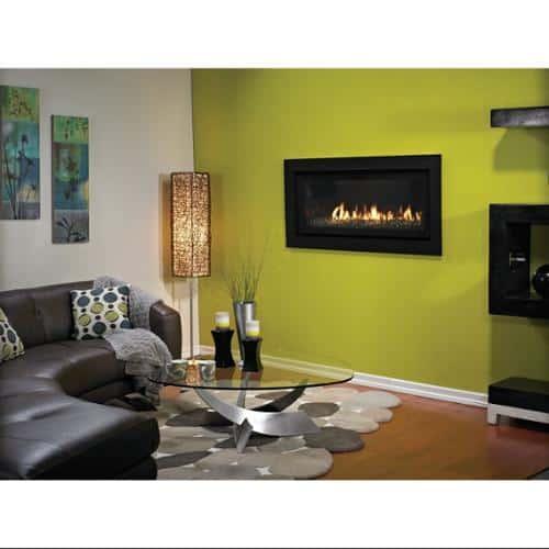 Boulevard Contemporary Linear Direct-Vent Fireplace - Liquid Propane