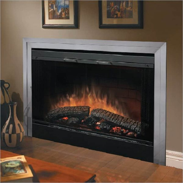 "Bowery Hill 45"" Electric Fireplace with Air Treatment System"